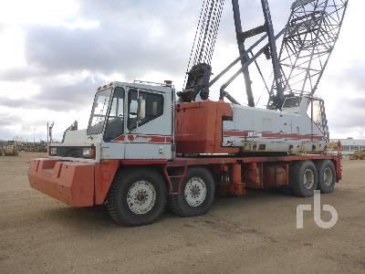 1992 LINK-BELT HC228H 125 Ton 8x4x4 Conventional Truck Crane