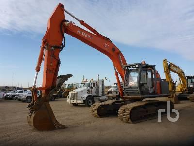 2008 HITACHI ZX270LC-3 Hydraulic Excavator