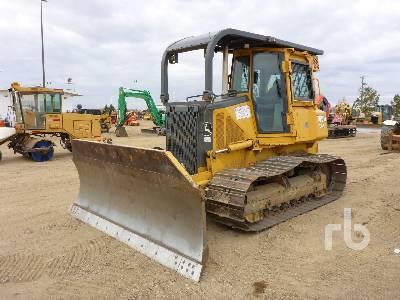 2005 JOHN DEERE 700H LGP Crawler Tractor