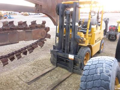 CLARK CHY60 Forklift