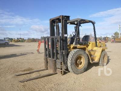 CATERPILLAR RC60 Rough Terrain Forklift
