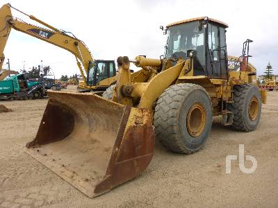 2008 CATERPILLAR 966H Wheel Loader