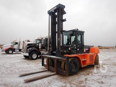 2014 DOOSAN D160S-5 Forklift