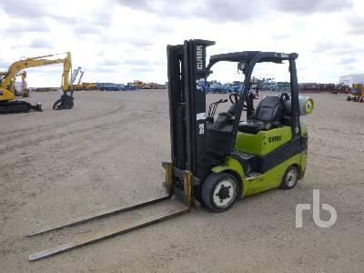 CLARK C25CL Forklift