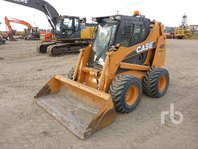 2010 CASE 465 Series 3 Skid Steer Loader