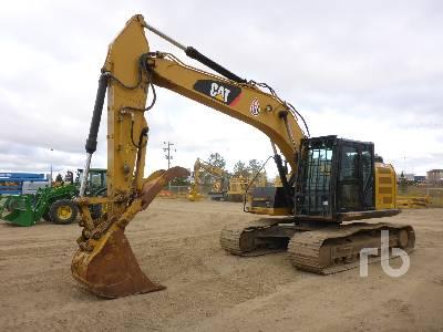 2014 CATERPILLAR 320ELRR Hydraulic Excavator