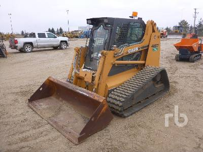 2006 CASE 445CT Compact Track Loader