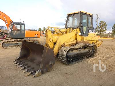 CATERPILLAR 963C Crawler Loader