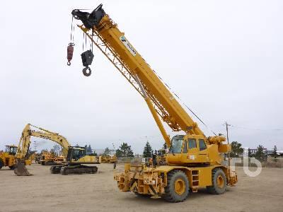2008 TADANO GR500XL 50 Ton 4x4x4 Rough Terrain Crane