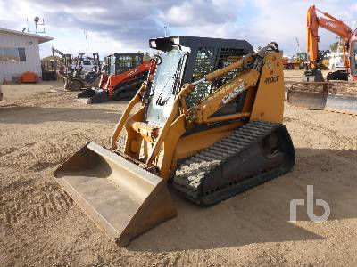 2005 CASE 450CT Compact Track Loader