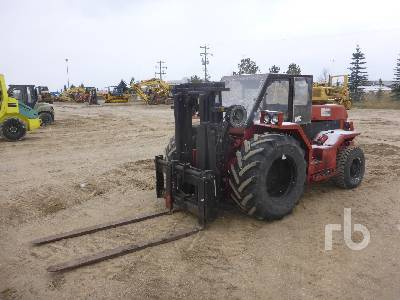 MACGREGORY Rough Terrain Forklift