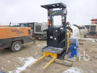 2011 JUNGHEINRICH EKS 308 3000 Lb Electric Forklift
