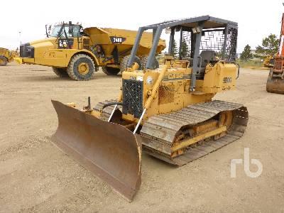 1998 CASE 550G LT Crawler Tractor