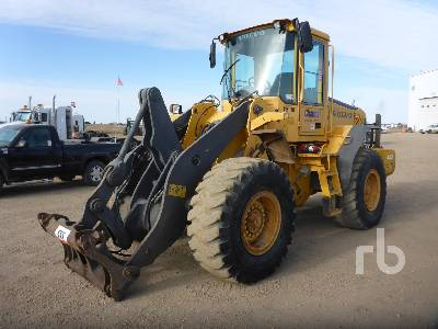 2006 VOLVO L90E Wheel Loader