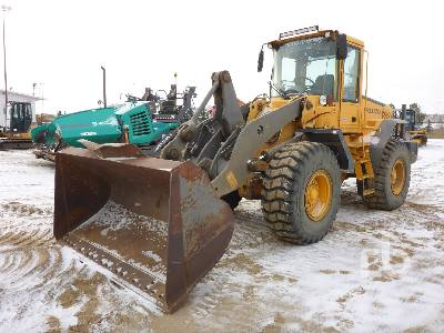 2004 VOLVO L90E Wheel Loader