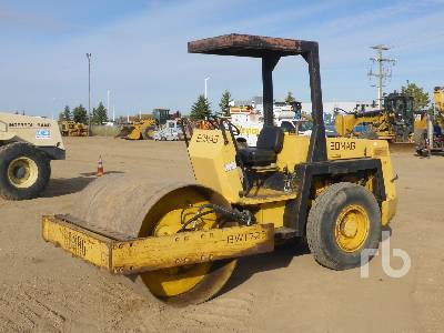 BOMAG BW172AD Vibratory Roller