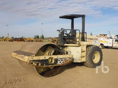 1999 INGERSOLL-RAND SD100D Pro Pac Vibratory Roller