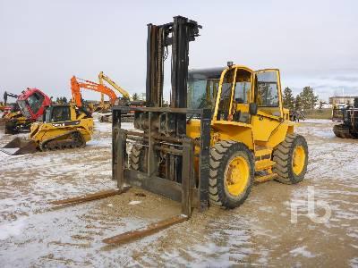 2013 SELLICK S160J3-A 4x4x4 Rough Terrain Forklift