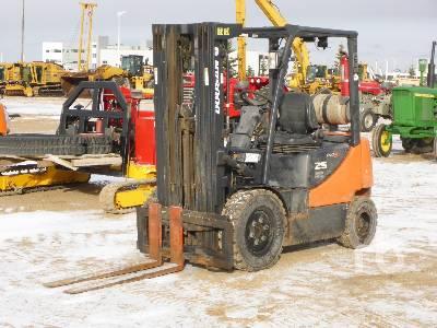2008 DOOSAN G25P-5 Forklift