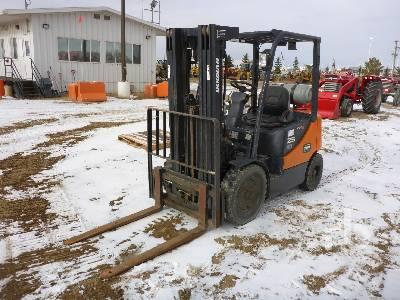 2011 DOOSAN G25P-5 Forklift