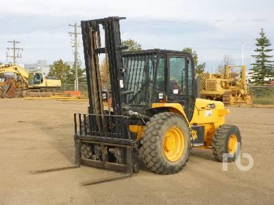 2005 JCB 940 4x4 Rough Terrain Forklift
