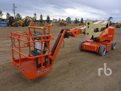 2018 JLG E400AJPN Electric Articulated Boom Lift