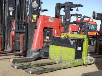 2007 CROWN HWX30 Electric Pallet Jack
