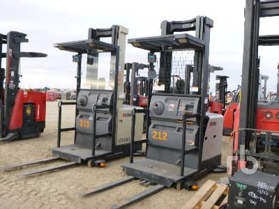 2007 CROWN SP3020-30 Electric Forklift