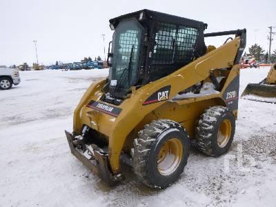 2014 CATERPILLAR 252B3 2 Spd Skid Steer Loader Parts/Stationary Construction-Other