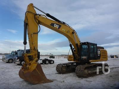 2014 CATERPILLAR 336FL Hydraulic Excavator