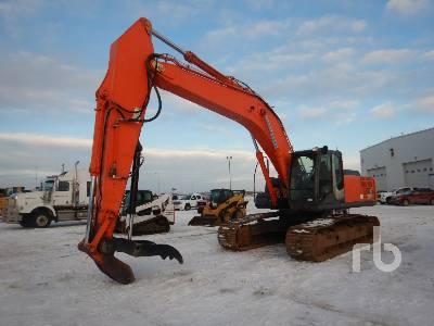 2006 HITACHI ZX350LC-3 Hydraulic Excavator