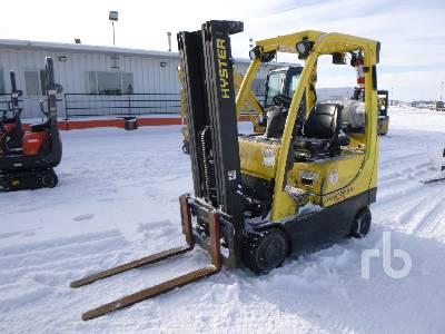 2011 HYSTER S30FT Forklift