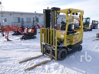 2010 HYSTER S55FTS Forklift