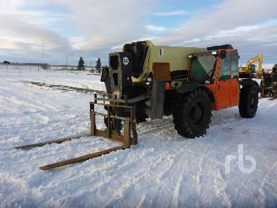 2013 JLG G1255A 4x4x4 Telescopic Forklift