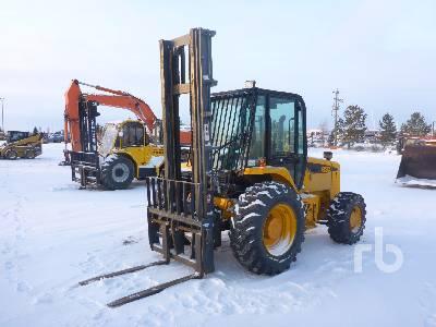 2002 JCB 930RT 4x4 Rough Terrain Forklift