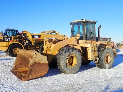 1994 CATERPILLAR 950F Series II Wheel Loader