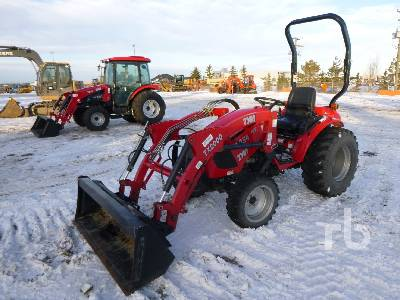 2019 TYM T234 HST Utility Tractor
