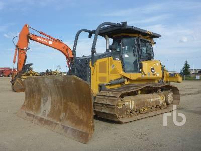 2018 JOHN DEERE 850K LGP Crawler Tractor