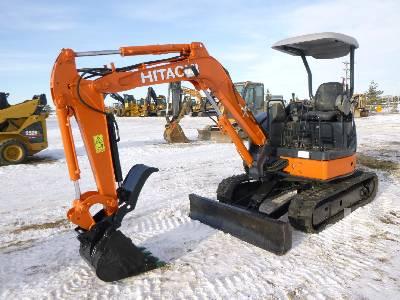 2006 HITACHI ZX30U-2 Mini Excavator (1 - 4.9 Tons)
