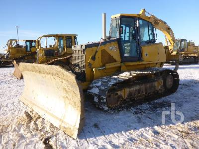 2012 JOHN DEERE 750J Crawler Tractor