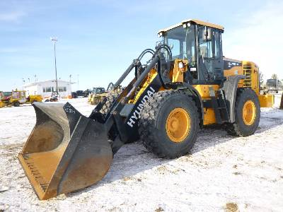 2015 HYUNDAI HL740TM-9A Wheel Loader
