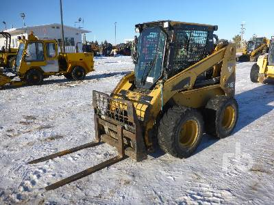 2006 CATERPILLAR 246B Skid Steer Loader