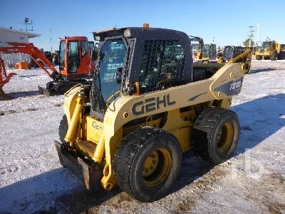 2004 GEHL 7810 2 Spd High Flow Skid Steer Loader