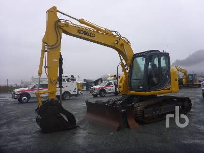 2018 KOBELCO ED160-3 Hydraulic Excavator
