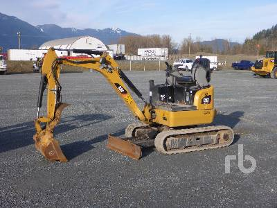 2016 CATERPILLAR 301.7DCR Mini Excavator (1 - 4.9 Tons)