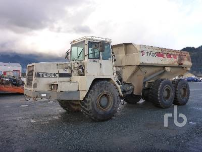 2000 TEREX TA30 6x6 Articulated Dump Truck