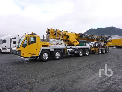 2006 GROVE TMS 800E 80 Ton T/A T/A Hydraulic Truck Crane
