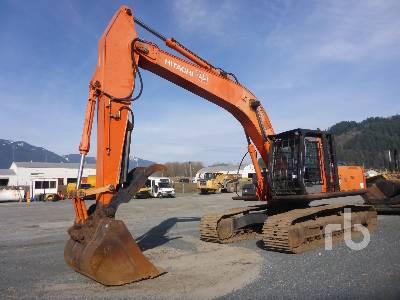 2006 HITACHI ZX270LC Hydraulic Excavator