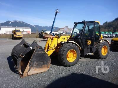2005 JCB 540 4x4x4 Telescopic Forklift