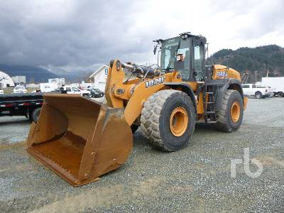 2015 CASE 1021F Wheel Loader